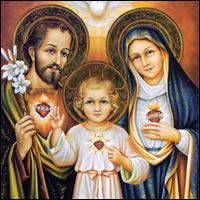 Catholic.net - La Sagrada Familia de Jesús, María y José