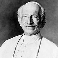 Catholic.net - ¿Quién fue el Papa León XIII?