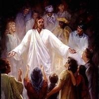 Es Jesús quien nos anima a ser fuertes