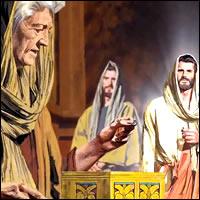 La viuda pobre, para quien toda esperanza era Dios