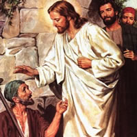 Corre presuroso(a) a Jesús