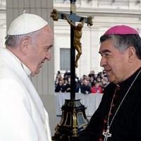 """Monseñor Arizmendi recibe con """"asombro y gratitud"""" la misión de cardenal"""