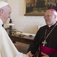 Covid19. Bolivia. Mons. Eugenio Scarpellini partió a la casa del Padre
