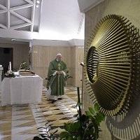 El Papa: la oración pequeña que conmueve a Dios