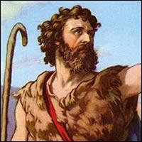 Juan el Bautista. Un testigo de la luz