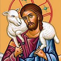 La oveja perdida y el buen pastor