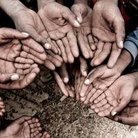 Salir de nuestro propio yo y acoger a los pobres es cristiano