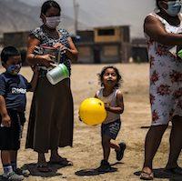 Llamamiento Caritas Internationalis al G7: anular deuda de países pobres