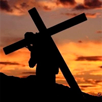 La cruz santificadora
