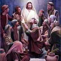 Los apóstoles del Señor