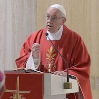 """""""Vivir acusando a los demás no es cristiano"""""""