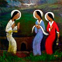 La mirada de Jesús a la mujer
