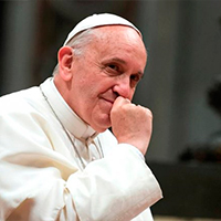 El Papa y las uniones civiles entre homosexuales