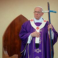 Semana Santa 2019 con el Papa Francisco