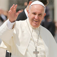 El Papa encomienda a la Virgen su viaje a Panamá para participar en la JMJ