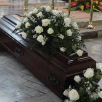 """Funeral Card. Sardi: """"maestro de la teología moral"""""""
