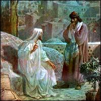 Nacer del agua y del Espíritu para entrar en el Reino de Dios