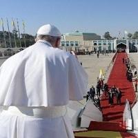 El Papa concluye su histórica visita en Iraq