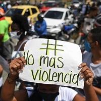 Cercanía del Papa con Colombia tras actos de violencia