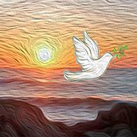 Para tener paz en Él