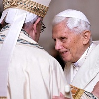 La oración del Papa Francisco por Georg Ratzinger