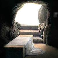 ¿Por qué buscáis entre los muertos al que vive?