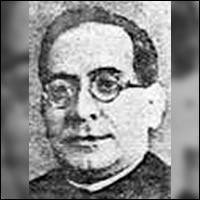 El padre Vicente Queralt.