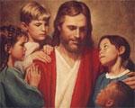 Ser niños delante de Dios