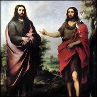 Relación entre San Juan Bautista y Jesús